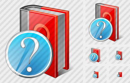 Question Book Question Icon