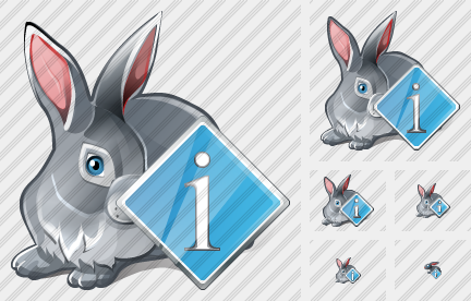 Icone Rabbit Info