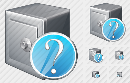 Safe Question Icon
