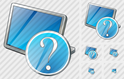 Screen Question Icon