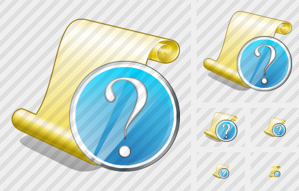 Script Question Icon