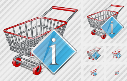 Shopping Info Icon