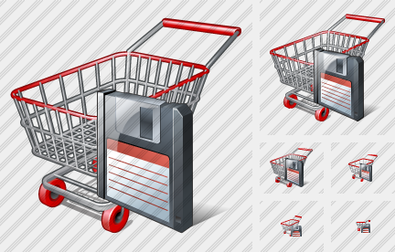 Shopping Save Icon