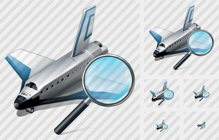Shuttle Search 2 Icon