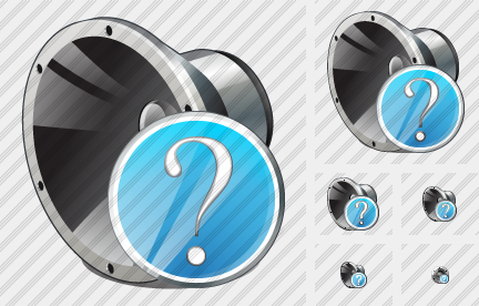 Speaker Question Icon