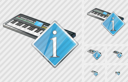 Synthesizer Info Icon