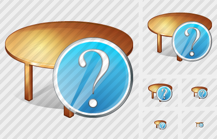 Table Question Icon