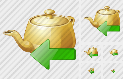 Icone Teapot Import