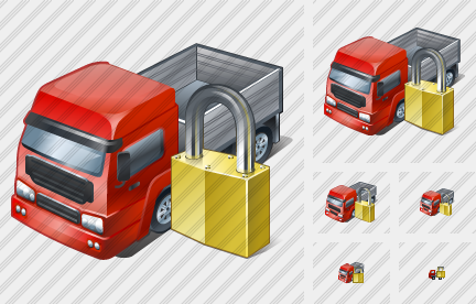 Truck2 Locked Icon