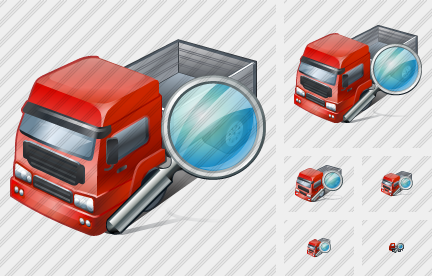 Truck2 Search Icon