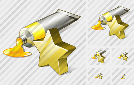 Icone Tube Paint Favorite
