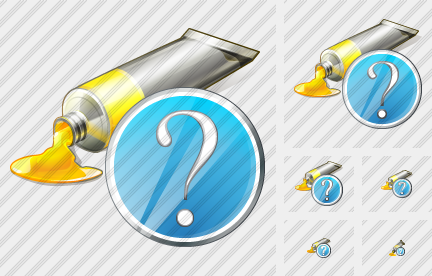 Icone Tube Paint Question