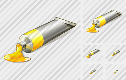 Icone Tube Paint