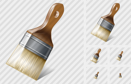Wide Brush Icon
