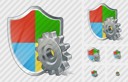 Windows Security Settings Icon