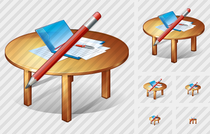 Work Table Edit Icon
