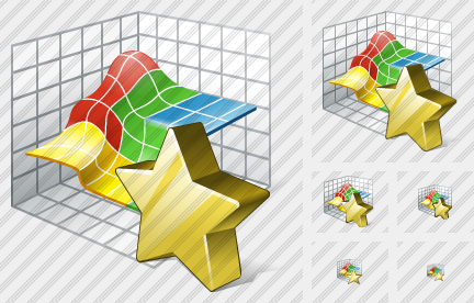 3D Graph Favorite Icon