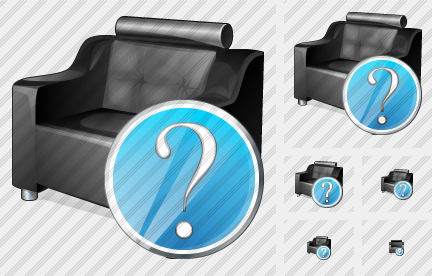 Armchair Question Icon