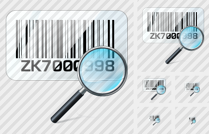 Bar Code Search 2 Icon