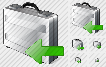 Case Import Icon