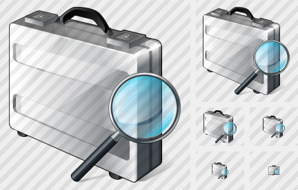 Case Search 2 Icon