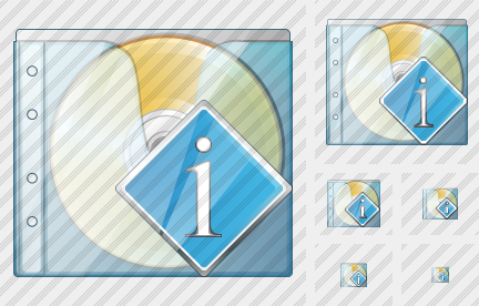 CD Box Info Icon