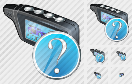 Charm Question Icon