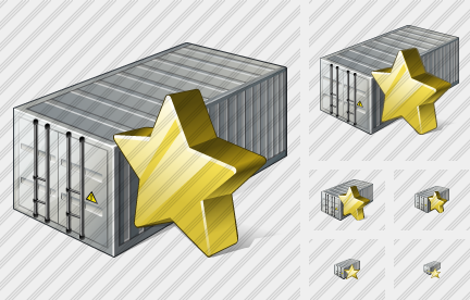 Container Favorite Icon