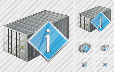 Container Info Icon