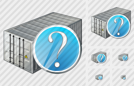 Container Question Icon