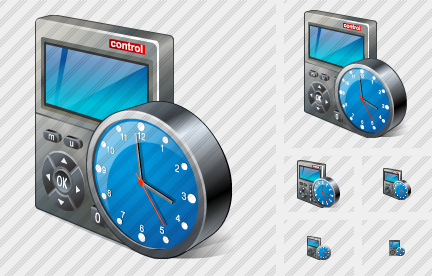 Icone Controller Box Clock