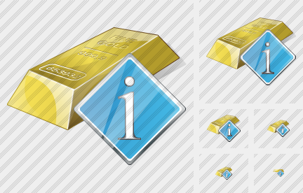 Gold Info Icon