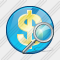 Company Business Search Icon