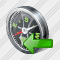 Compass Import Icon