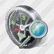 Compass Search Icon