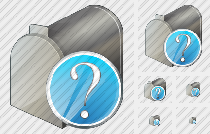 Mail Box Question Icon