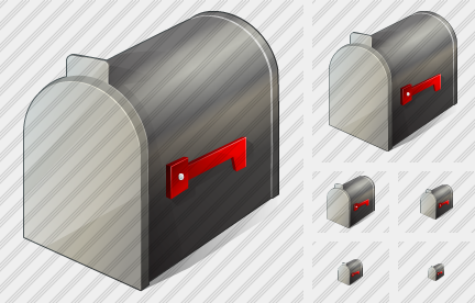Icone Mail Box