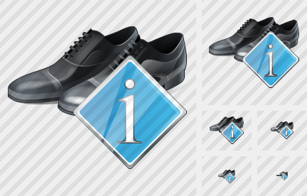 Mans Shoes Info Icon