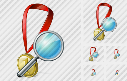 Medal Search Icon