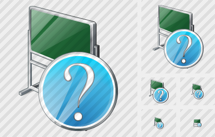 Office Board Question Icon