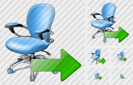 Icone Office Chair Export