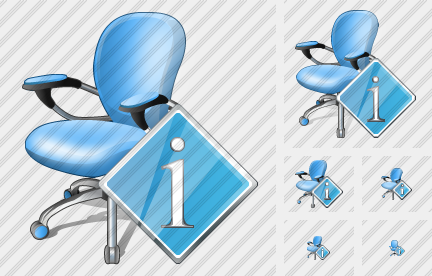 Office Chair Info Icon