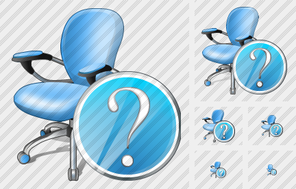 Office Chair Question Icon