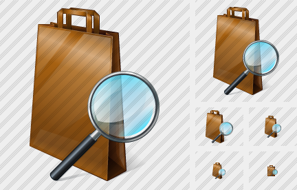 Package Search 2 Icon