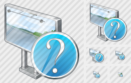 Publicity Board Question Icon