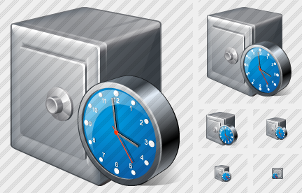 Icone Safe Clock