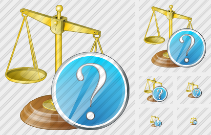 Scales Question Icon