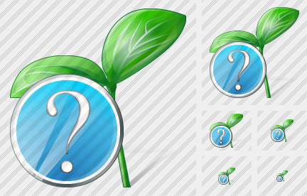 Sprouts Question Icon