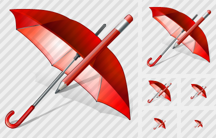 Icone Umbrella Edit