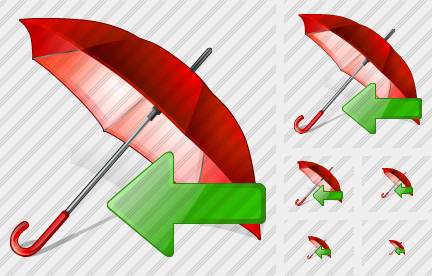 Icone Umbrella Import